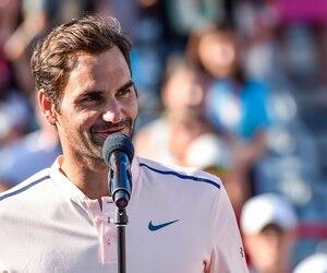 Roger Federer a échoué dans sa tentative de remporter un premier titre à Montréal.