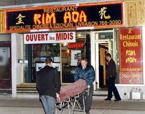 L'opération policière SharQc vise notamment à élucider 22 meurtres commis au Québec entre1994 et2001.