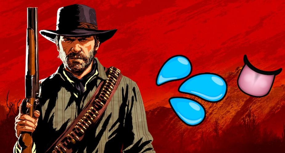 Red Dead Redemption 2 précoce sur YouPorn