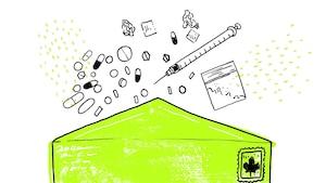 Image principale de l'article Faire tester votre drogue par la poste