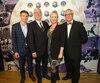 Le Club de la médaille d'or a célébré son 50e anniversaire jeudi soir en intronisant quatre nouveaux membres au sein du Temple, soit Dominick Gauthier, Marcel Jobin, Jacinthe Taillon et Yves Chabot.