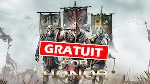 For Honor en téléchargement gratuit du 3 au 6 mai!