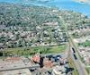 L'usine de transformation de cuivre CCR (au bas sur la photo), située sur l'avenue Durocher, à Montréal-Est, avait été pointée du doigt pour ses émanations trop élevées d'arsenic.