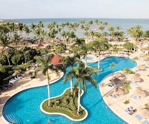 Le luxueux complexe hôtelierBahia Principe, situé à La Romana, en République dominicaine, ne laisse pas présager que de tels drames peuvent y survenir.