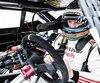 Le pilote québécois Louis-Philippe Dumoulin, champion 2018 de la série canadienne NASCAR Pinty's.
