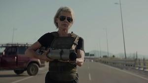 Premier aperçu explosif pour Terminator: Dark Fate