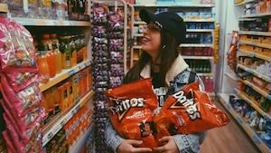 Des vêtements pour les tripeux de Doritos