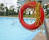 piscine bouée