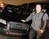 Patrick Lafortune, propriétaire d'une Audi5 2014, est déçu des 3600 $ qu'il recevra comme montant compensatoire.