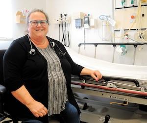 La Dre Nathalie Boulanger exerce la médecine à Kuujjuaq depuis 28ans.