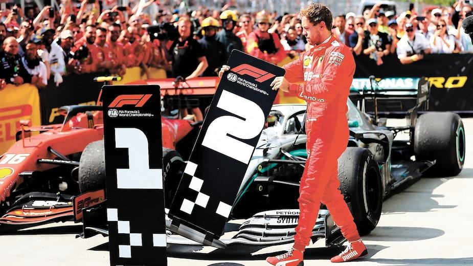 4 moments mémorables et cocasses de la F1