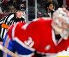 À Montréal, les pénalités ne sont annoncées qu'en anglais, même si l'arbitre est... francophone!