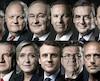 FRANCE2017-POLITICS-VOTE-CANDIDATES-COMBO