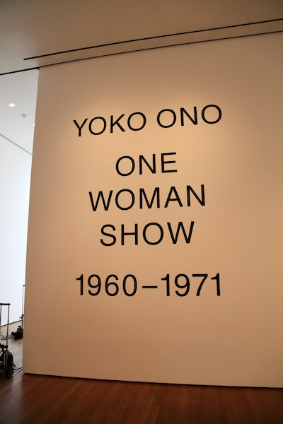 ono single girls In a meet cute worthy of a romantic comedy yoko ono and john lennon: ono calls attention to the plight of women worldwide.
