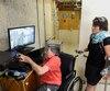 L'athlète paralympique Marie-Ève Croteau, ici avec son conjoint Pierre Dufour, s'est fait voler ses vélos de compétition dans le sous-sol de son condo, le samedi 23 juillet 2016. DANIEL MALLARD/AGENCE QMI