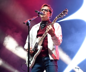 Rivers Cuomo du groupe Weezer