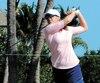 La Québécoise Anne-Catherine Tanguay a joué une deuxième ronde de suite de 80, samedi, et ne participera pas aux deux rondes finales.