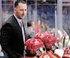 Natif de Québec, Bryan Lizotte affrontera en tant qu'entraîneur-chef les Remparts pour la première fois derrière le banc du Titan, vendredi soir.