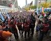 Une marche de 5 km est organisée à Québec ce samedi à l'occasion de la 3e édition de la Grande marche pour inciter les citoyens à faire de l'activité.