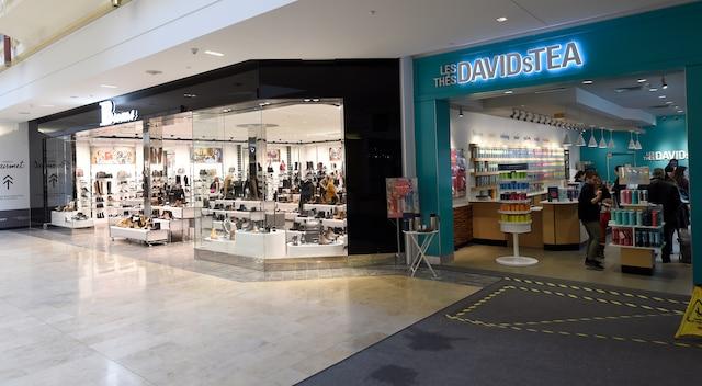 Photos le centre commercial rehausse son offre jdq for Galerie du meuble quebec
