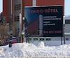 Si les promoteurs obtiennent les autorisations nécessaires, ce projet de condo-hôtel au centre-ville de Québec devrait voir le jour à l'automne 2019.