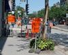 Travaux majeurs rue Saint-Denis entre Duluth et Marie-Anne