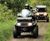 Les randonnées en quad sont de plus en plus populaires au Québec. Il est maintenant possible de faire des excursions de plusieurs jours sur des parcours structurés, où l'on retrouve tous les services dont on peut avoir besoin.