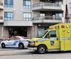 Les policiers de Montréal sont rapidement intervenus, rue Jean-Talon, le 24 décembre dernier, quand cinq coups de feu ont été entendus dans un appartement. Deux personnes sont mortes. Le tireur présumé serait Gabriel Jasmin.