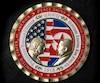 Médaille Donald Trump Kim Jong Un