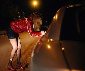 Bloc prostitution prostituée