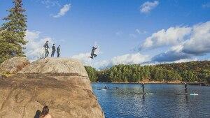 Voici où emmener vos amis qui «tripent camping»