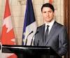 Justin Trudeau a promis de ne pas imposer de «taxe Netflix», mais doit respecter l'entente d'harmonisation de la TPS/TVQ, entrée en vigueur en 2013.