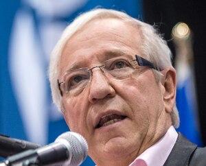 Louis Plamondon, député bloquiste de Bécancour-Nicolet-Saurel
