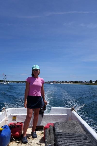 Abigail Carroll de Nonesuch Oysters