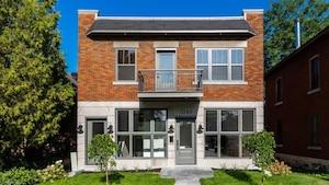 Une maison à vendre pour 849 000$ à Ahuntsic
