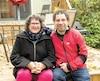 L'ex-enseignante Marie Lalande et l'ex-fonctionnaire Yvan Deslauriers sont des retraités hyperactifs.