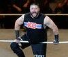 Le lutteur québécois Kevin Owens.