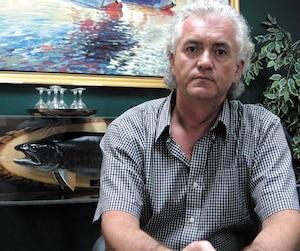 Jean Tremblay, président d'Air Saguenay