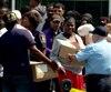 Les agents de l'Agence des services frontaliers du Canada étaient occupés à rencontrer des demandeurs d'asile et à remplir leurs demandes, lorsqu'ils se sont rendu compte qu'une boîte s'était volatilisée.
