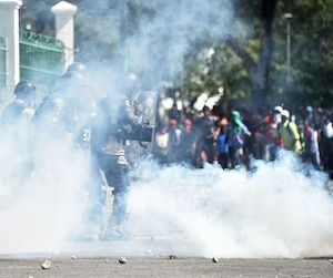 Haiti protests demanding Moise exit enter fourth day