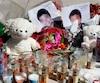 Une vigile en mémoire de Peter Wang, parmi les victimes de la fusillade de Parkland en Floride, le 14 février 2018.