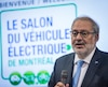 Pierre Arcand, ministre de l'Énergie