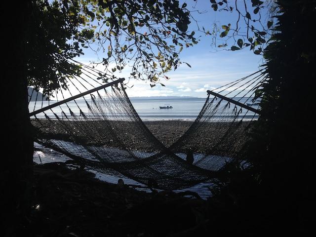 Le Golfo Dulce, sur le littoral sud du Golfo Dulce, au Costa Rica. Novembre 2014.FRDRIQUE SAUVE/AGENCE QMI