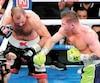 Canelo Alvarez l'a emporté par K.-O. sur Sergey Kovalev dans une soirée marquée par l'attente interminable entre les combats.
