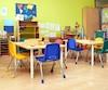 bloc garderie maternelle