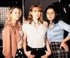 Lestrois vedettes principales du film Fabuleuses: Juliette Gosselin, Noémie O'Farrellet Mounia Zahzam viennent d'amorcer le tournage de la production québécoise.