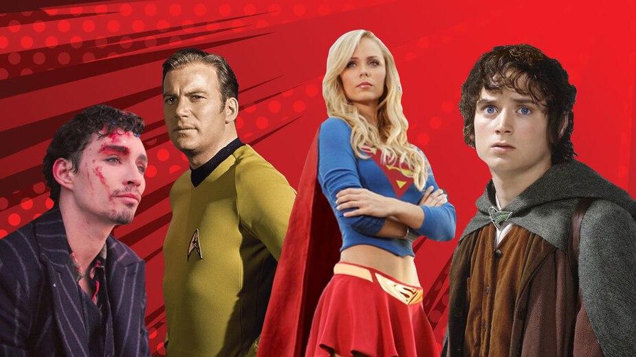 Voici les vedettes qui seront au Comiccon!