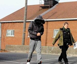 Martin Alarie est le seul à avoir été formellement accusé dans le cadre d'une perquisition qui a permis l'arrestation de quatre personnes.