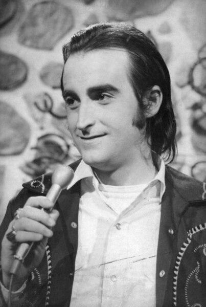 Dick Rivers a participé à l'émission <i>Le ranch à Willie</i>, en février 1973.