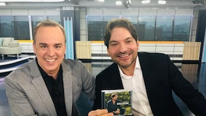 Nicola Ciccone lance l'album «Le long chemin»